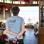 Spiegeltent staff | © Suzanne Heffron