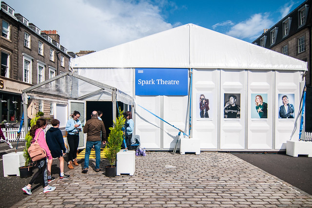 Spark Theatre on George Street