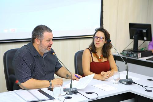 Audiência pública para discutir sobre a implantação de pedras pontiagudas e alternativas para urbanização humanitária nos baixios dos viadutos da cidade - Comissão de Direitos Humanos e Defesa do Consumidor