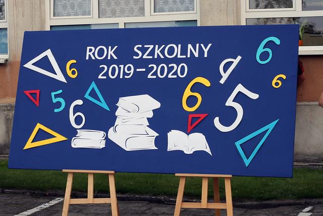 Rozpoczęcie Roku Szkolnego 2019