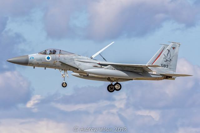 "Israeli Air Force F-15 ""Baz"""