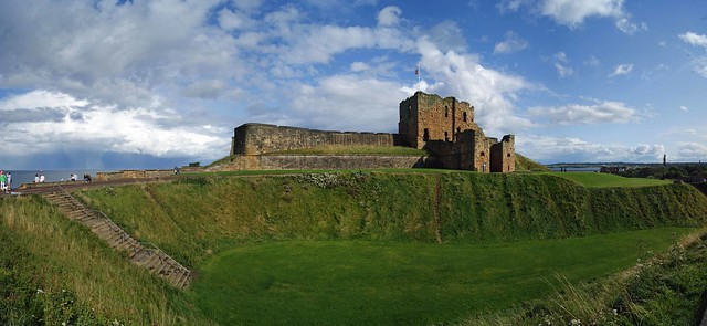 Tynemouth Priory, Castle & Moat