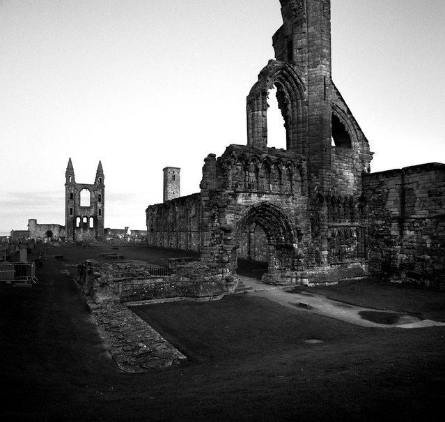 The once beating heart of Christianity in Scotland