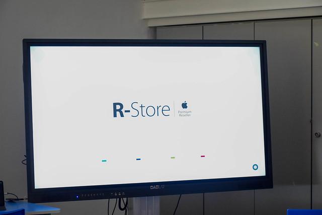 Inaugurazione Aula 4.0 R-Store
