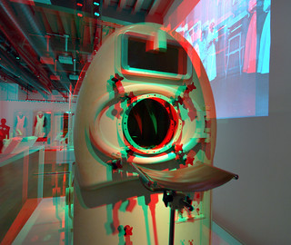 Iron Lung 1850 Philips Boerhaave Leiden 3D