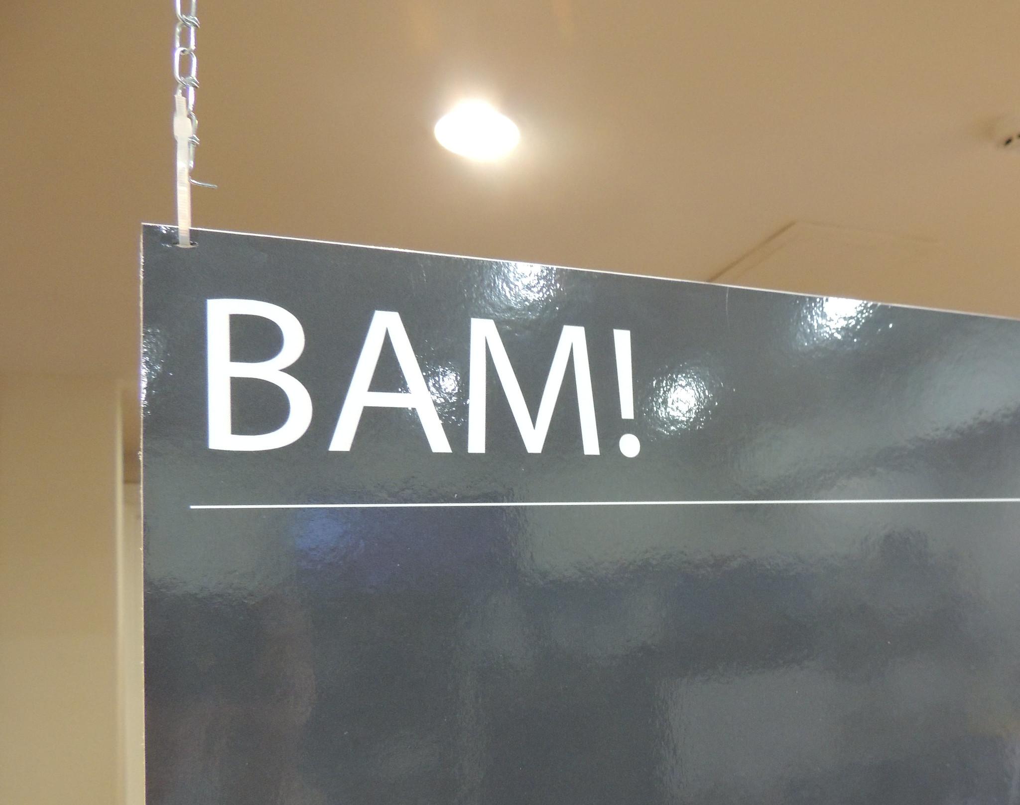 Exposición BAM!: Setiembre 2019