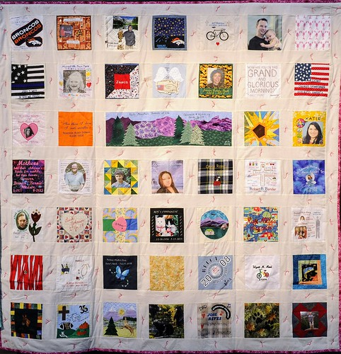 Donor Family Quilt 13