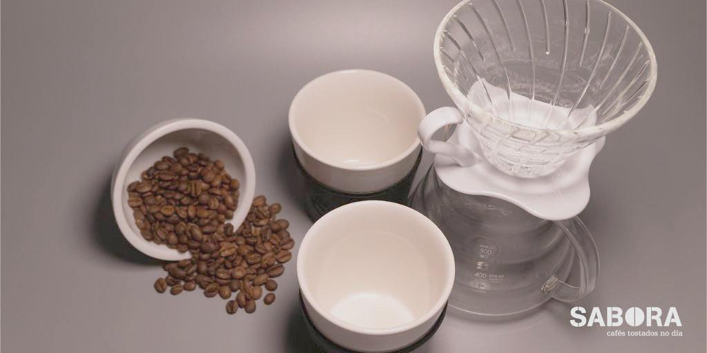 Cafetera de goteo - Hario-V60