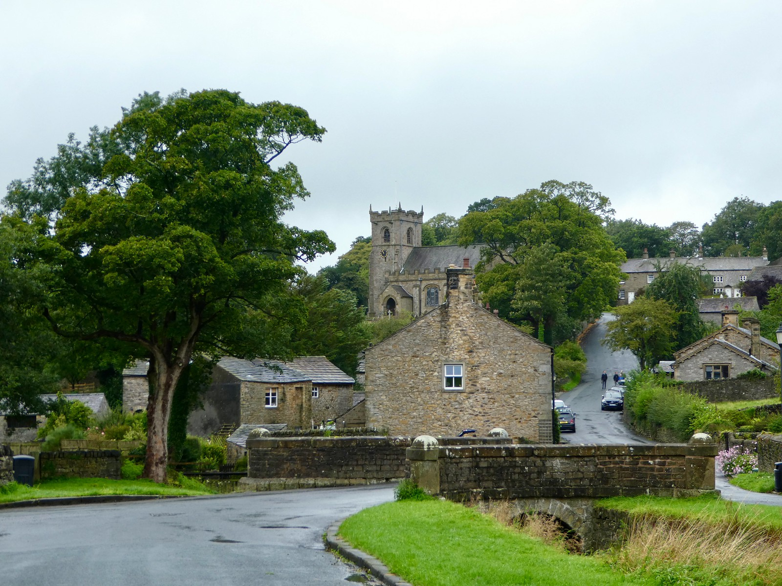 Downham, near Clitheroe
