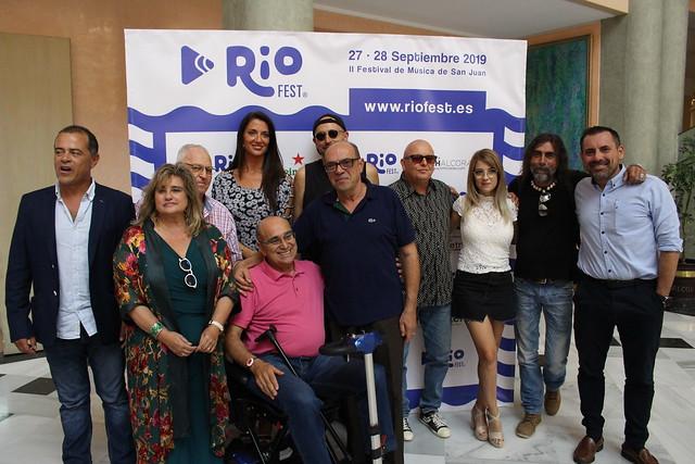 Riofest 2019 tendrá un tinte solidario y ecológico