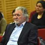 Gregory Shaffer reflexionó sobre la paradoja actual del sistema mundial de comercio