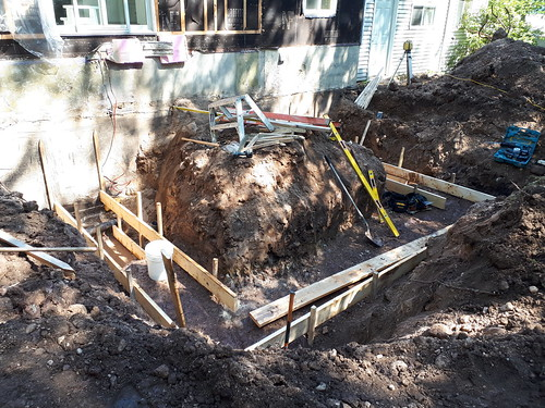 Footings Almost Done 2019-09-05 12.28.59 | by rgdaniel