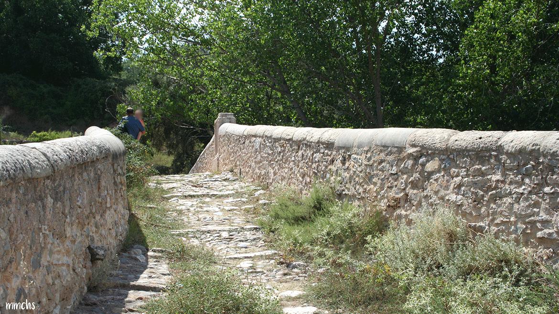 puente del Siglo SVII Rubielos de Mora