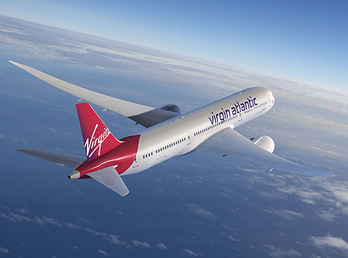 Virgin Atlantic B787-9 (Boeing)