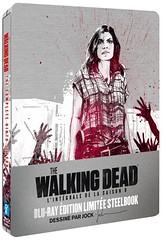 The Walking Dead : L'intégrale de la saison 9 – édition limitée steelbook