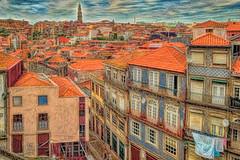 """Vantage Point"" - Porto"