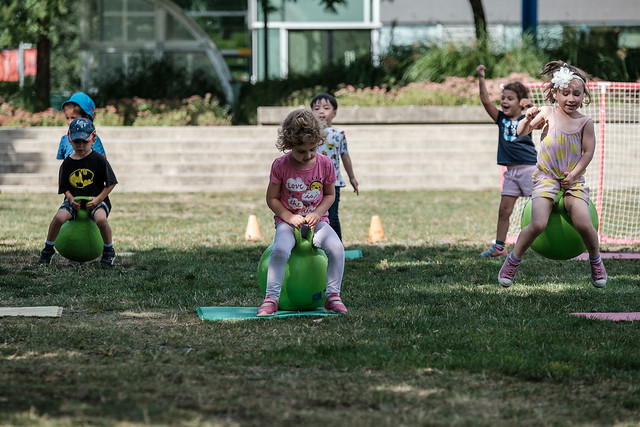 New ECE spaces provide career paths for students, relief for families