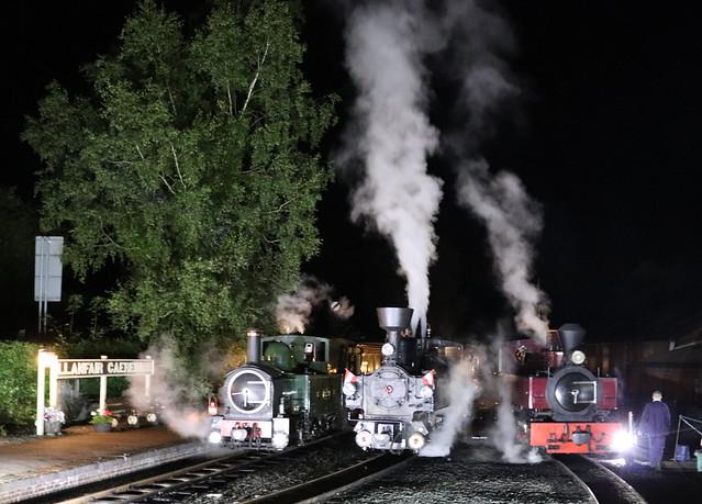 Engines After Dark