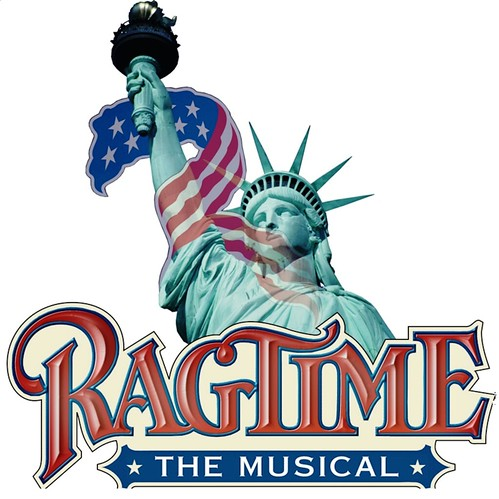"""Ragtime the Musical"" in Winter Garden"