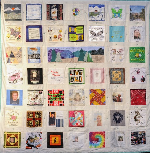 Donor Family Quilt 12