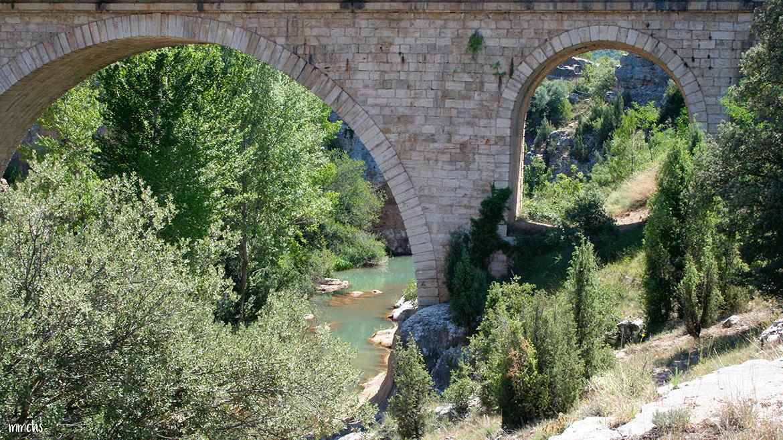 río Mijares Rubielos de Mora