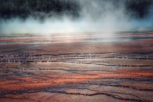 Geothermal Colors