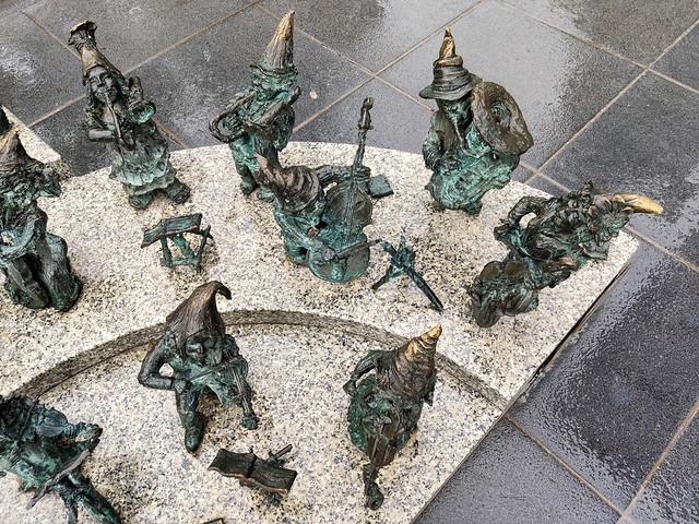 Dwarfes orchestra