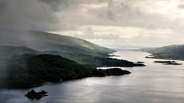 Kyles of Bute, Argyll, Scotland