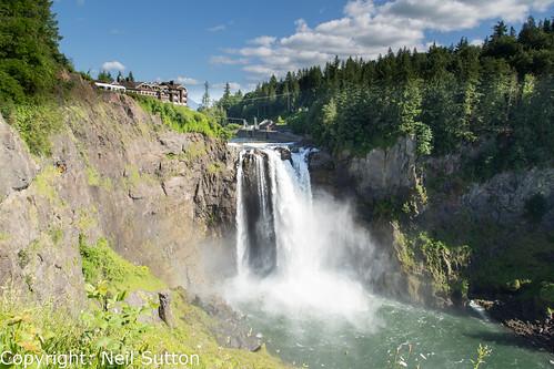 america canon usa washingtonstate waterfall snoqualmiefalls water