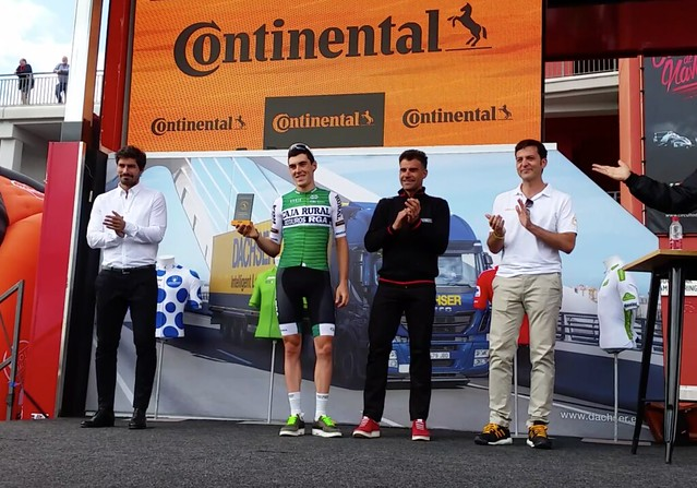 Etapa 12 La Vuelta 2019 (Circuito de Navarra - Bilbao)