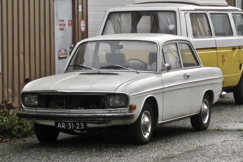1971 AUTO UNION Audi 60L Berline | The Audi 60 belonged to ...