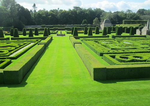 Pitmedden Garden, Ellon, Aberdeenshire