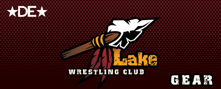 Moses Lake Wrestling Club Gear