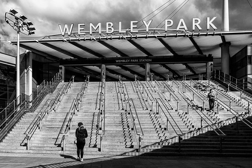Wembley Park BW | by singingsnapper