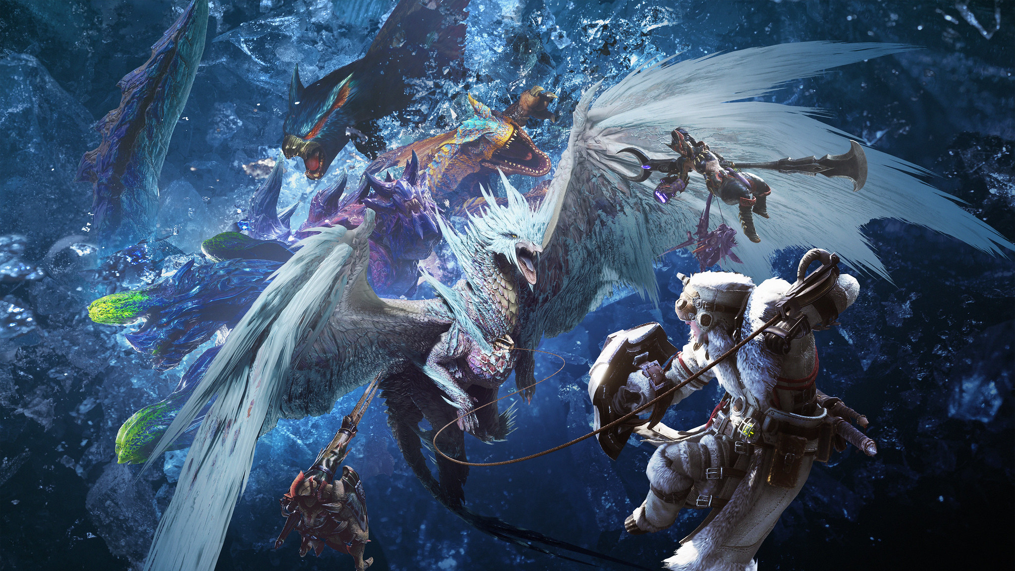 Monster Hunter World: Iceborne Out Now on PS4 – PlayStation Blog