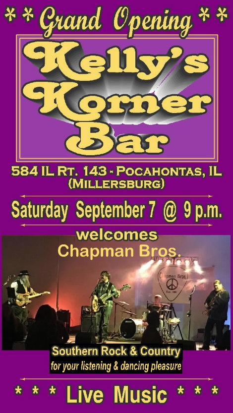 Chapman Bros. 9-7-19