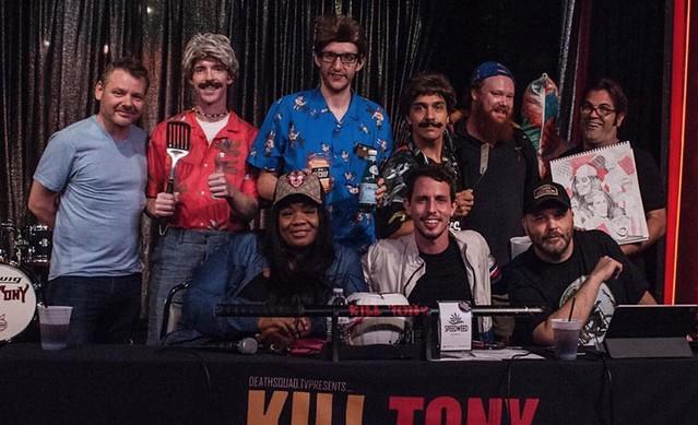 KILL TONY #389