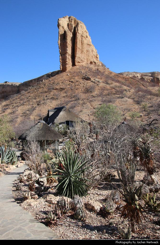 Vingerklip Lodge, Damaraland, Namibia