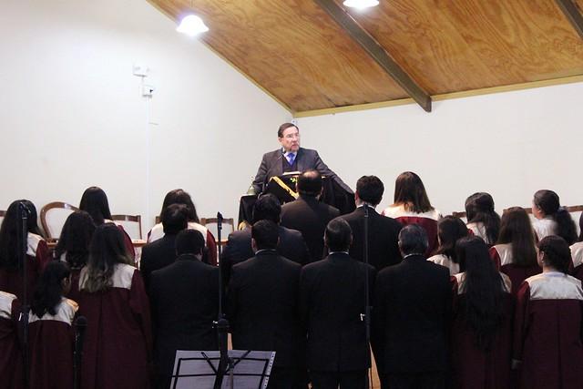 """11 años cantando de las grandezas del Señor - """"Conmigo Vas"""" Concierto Aniversario Coro Polifónico"""