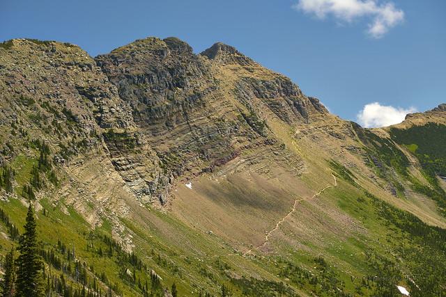 Grinnell Glacier Pathway
