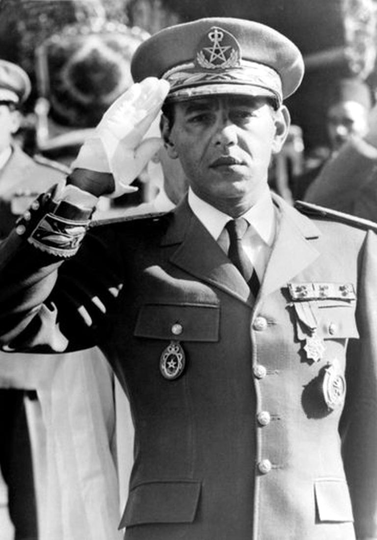 Defilé des FAR à Rabat le 18 novembre 1963 48685889022_fca667b102_o