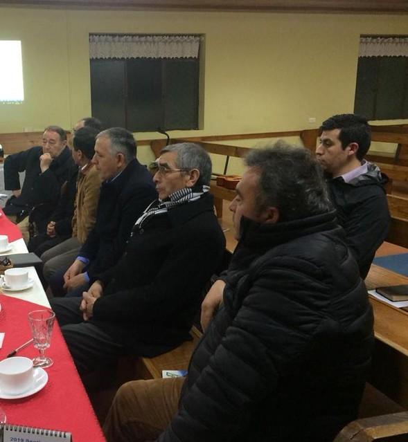 Reunión UNIPECH Trehuaco.