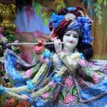 ISKCON Juhu Mangal Deity Darshan on 6th Sep 2019