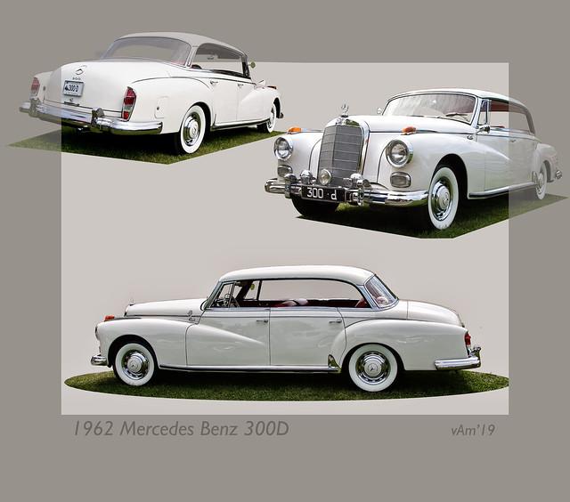1962 Mercedes Benz 300D