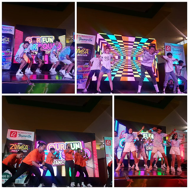 Robinsons Townville challenges dance creativity through #OurFunOurSquad contest