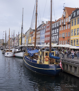 Views near the Nyhavn canal
