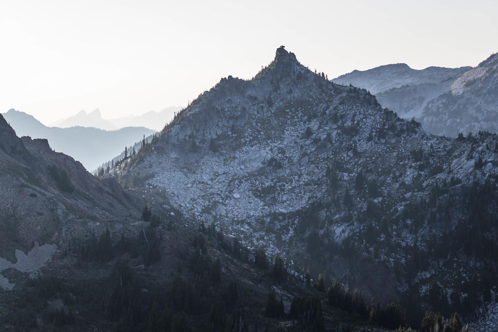 Sherpani Peak