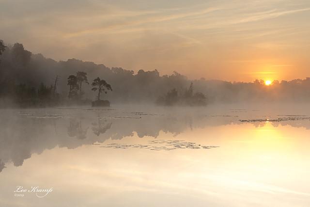 Sunrise | Zonsopkomst Oisterwijk Groot Goorven