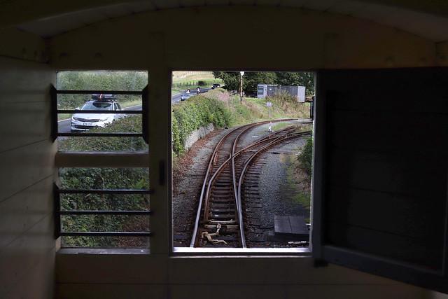 Propelling Goods Train To Tanllan