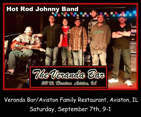 Hot Rod Johnny 9-7-19